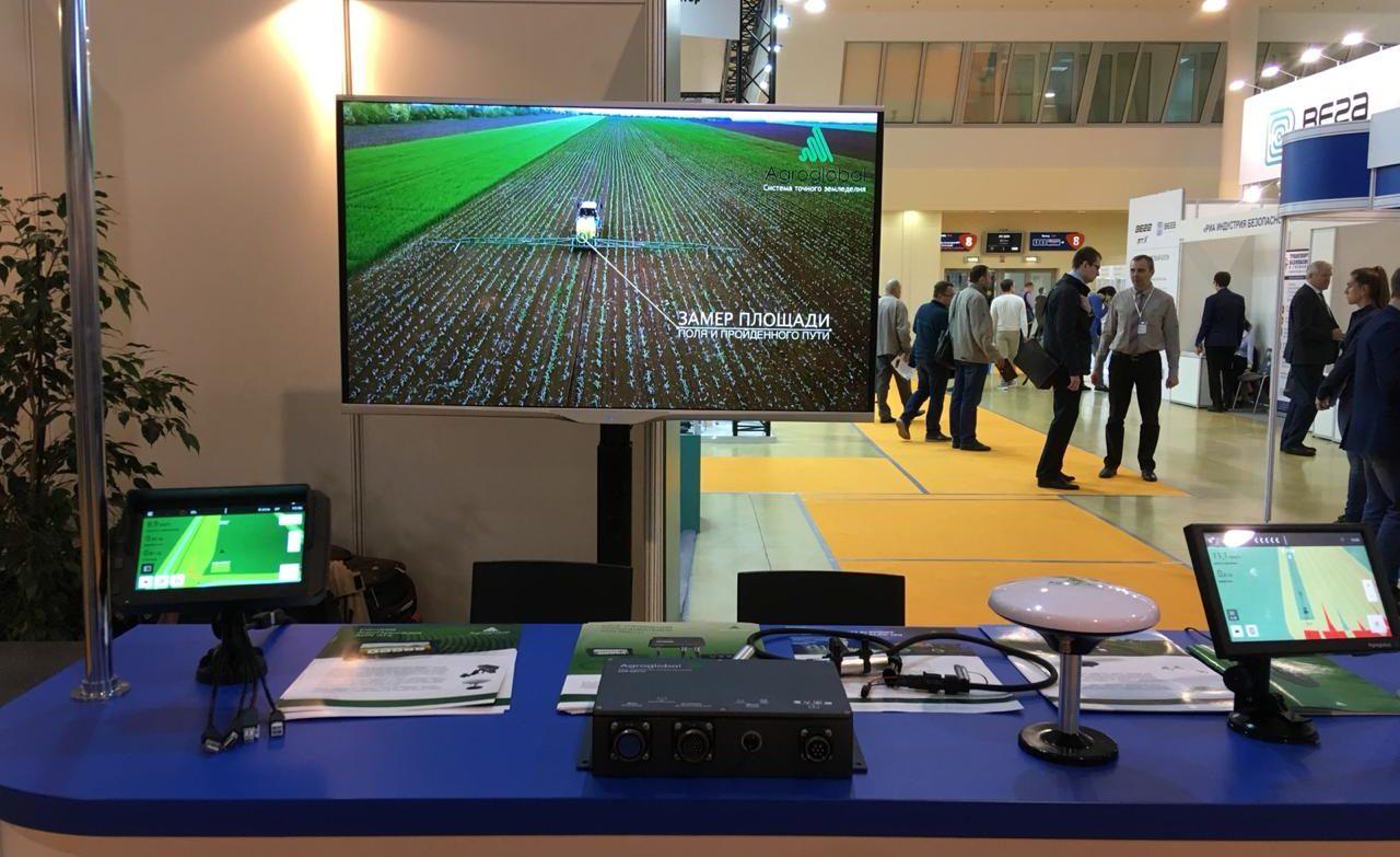 Оборудование «Agroglobal» получило высшую экспертную оценку на XI международной выставке «Навитех 2019»